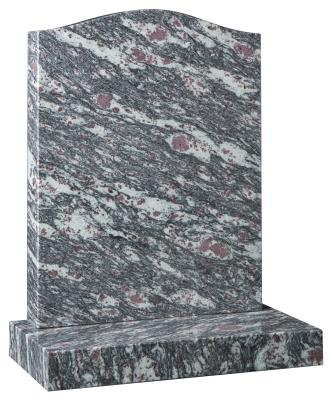 16016 - This unusual granite colour is an interesting alternative to the traditional headstone colours.